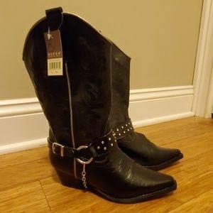 Roper girls cowboy boots